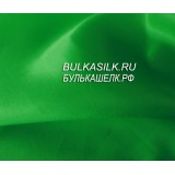Подкладочная ткань атлас зелен. п/э.шир 150 см 0,5 м