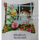 """Набор для вышивания подушки """"Котик в окне"""""""